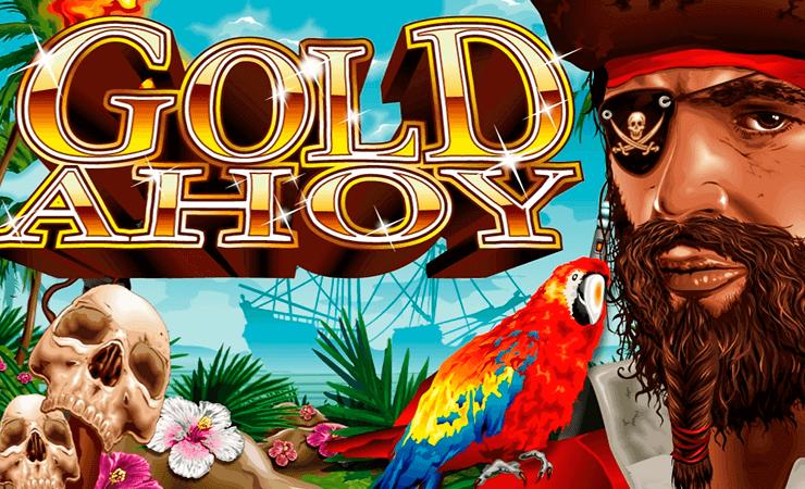 gold ahoy logo