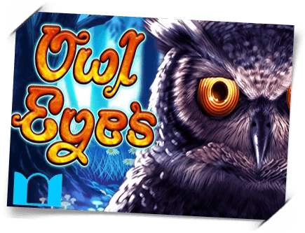owl eyes logo