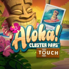 aloha cluster touch logo