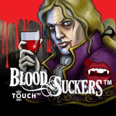 blood suckers mobile logo