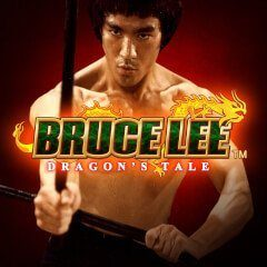 bruce lee dragons tale logo