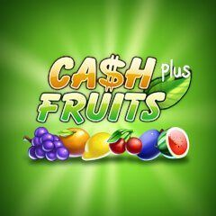 cash fruits plus logo