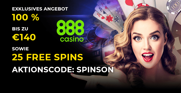 888 Casino Online Casino Echtgeld Bonus