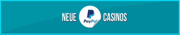 new paypal casinos