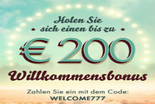 777casino welcome offer