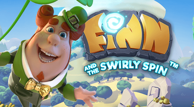 Finn and the Swirly Spin slot image