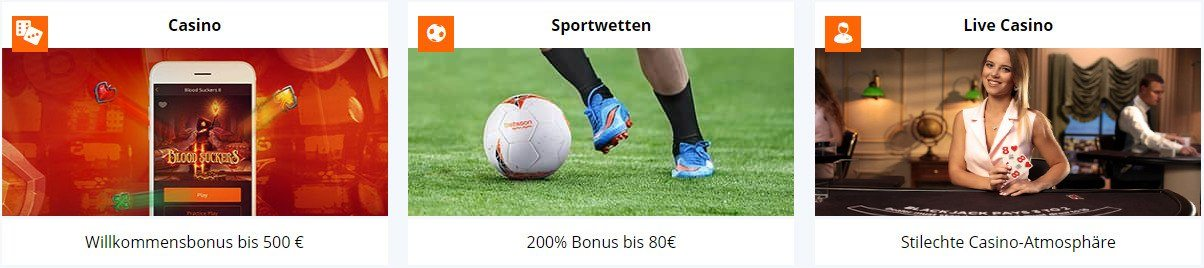 betsson promotions