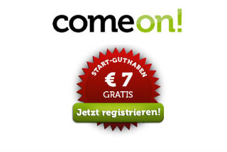 ComeOn! Casino Bonus
