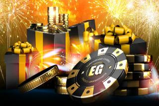 Das Eurogrand Casino präsentiert eine Vielzahl an Boni
