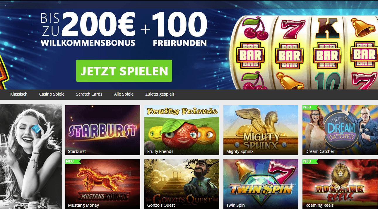 PlayClub Casino Image