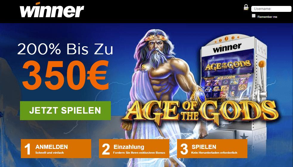 Winner Casino2018