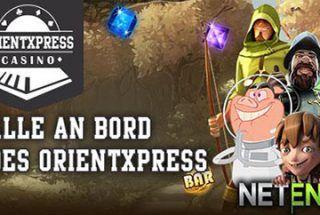 OrientXpress Bonus Angebote