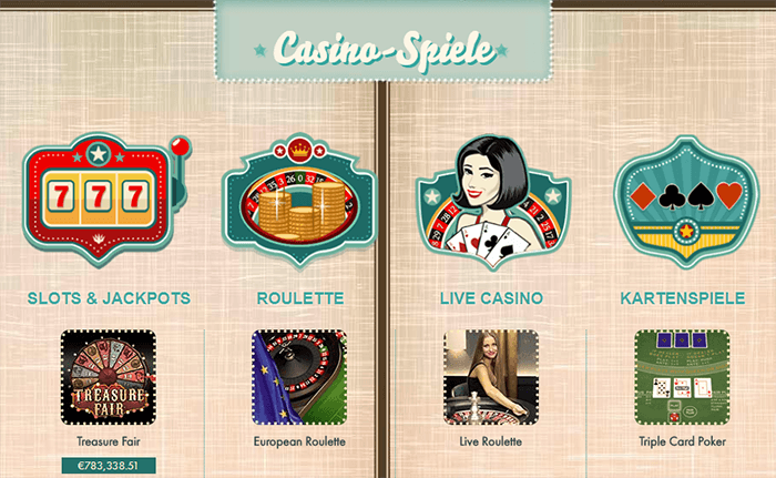 777 Casino77 FREE Spins image