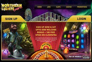 Northern Lights Casino Bonusangebote