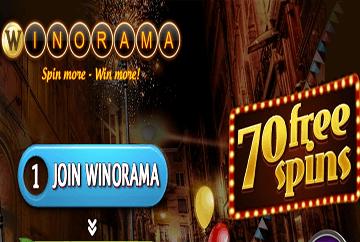 Winorama Registrieren