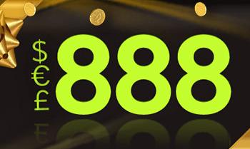 Online Casino Bonus 888casino