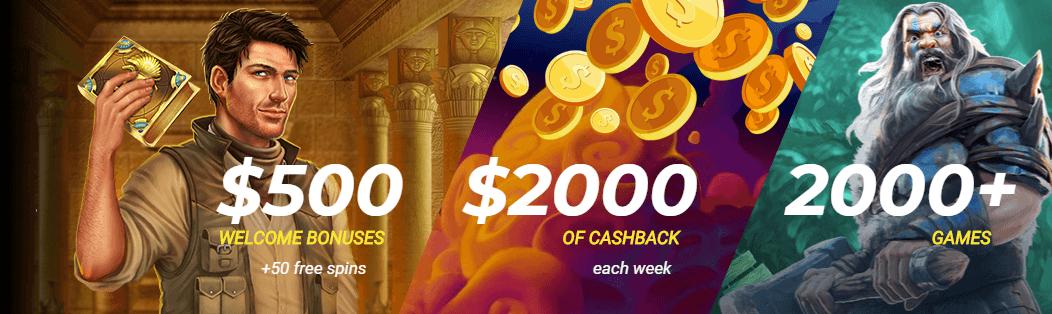 Vulkan Vegas bonus angebot