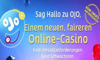 Online Casino Freispiele PlayOJO