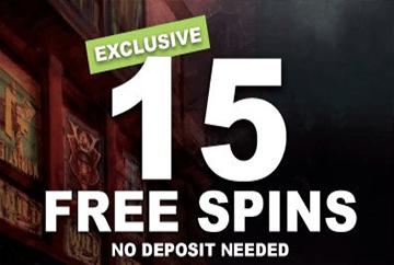 15 free spins no deposit