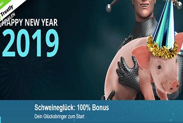 Online Casino Schweineglück Bonus