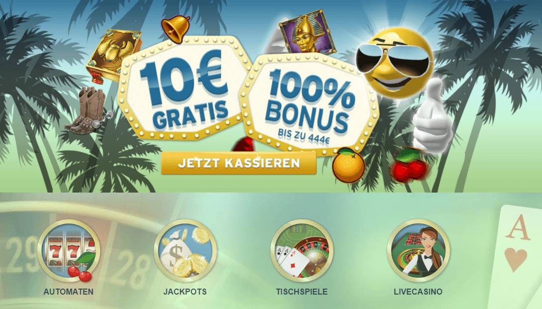 Merkur Online Casino Sunnyplayer