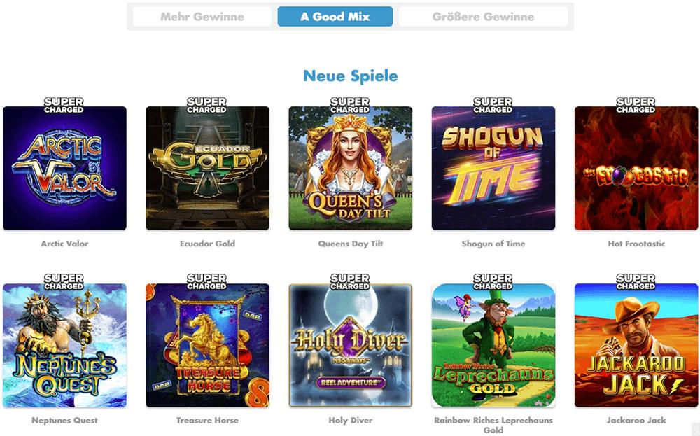 Online Casino Spiele Slotty Vegas