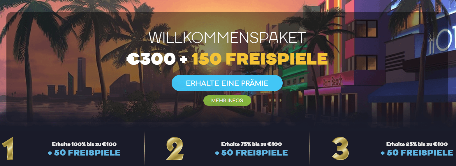 WildTornado Casino Bonus Angebot