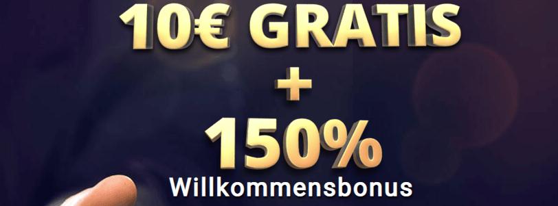 Winnermillion Casino Bonus ohne Einzahlung