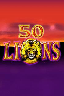 50 Lions kostenlos spielen Slot
