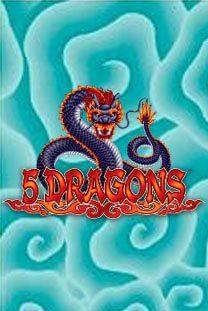 5 Dragons kostenlos spielen Slot