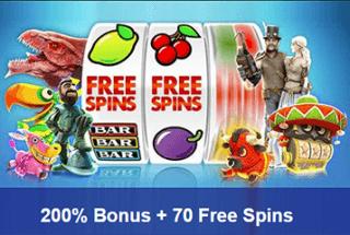 Bet N'Spin Casino – 40 Freispiele ohne Einzahlung am Cheeky Monkeys!
