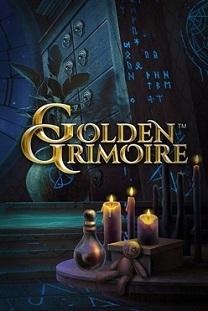 Golden Grimoire kostenlos spielen Slot