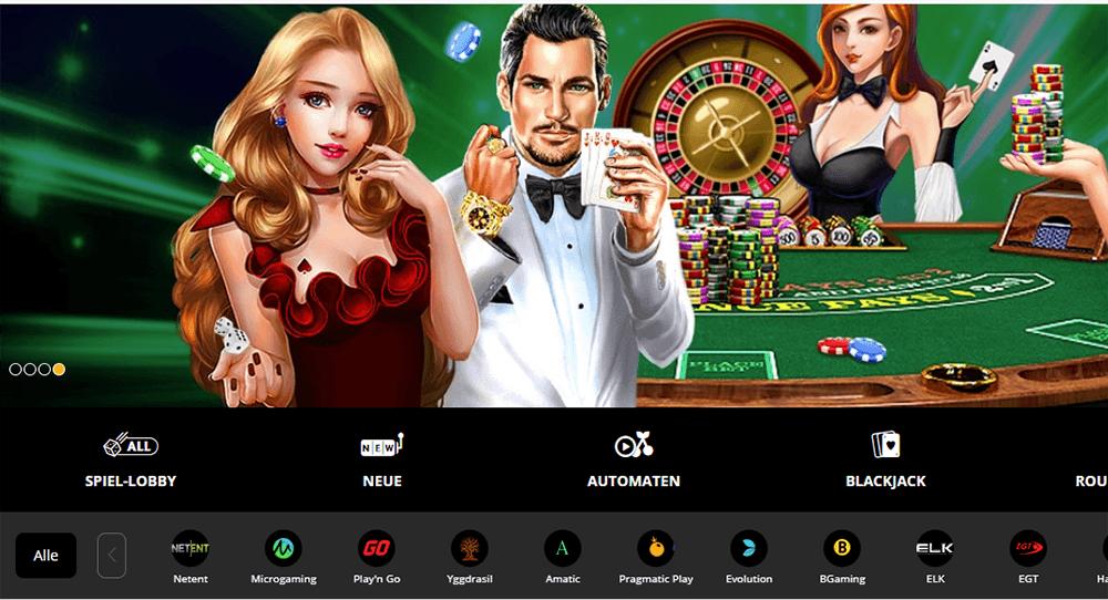 Online Casino Spiele Echtgeld