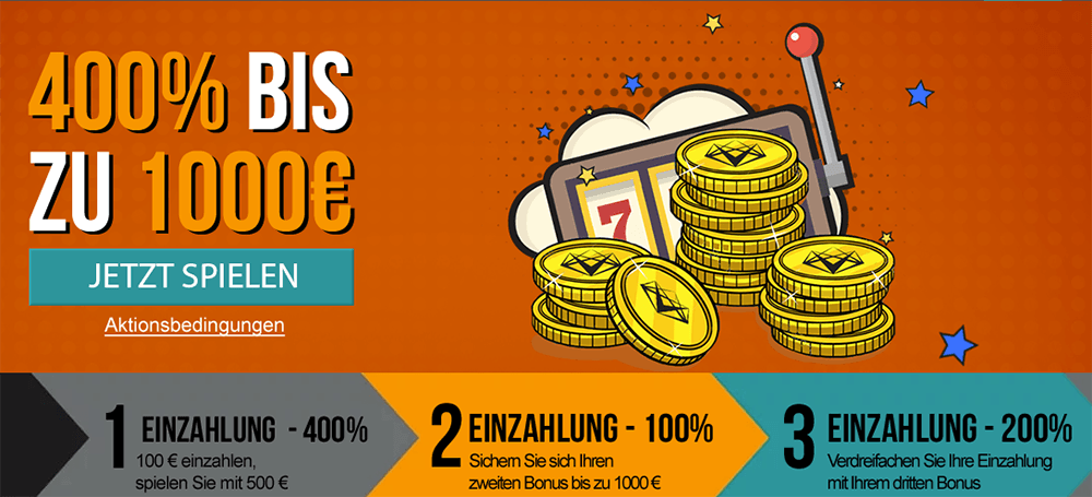 Superlines Casino Bonus Angebot