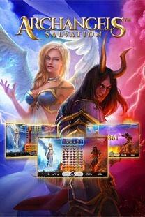 Archangels Salvation kostenlos spielen Slot
