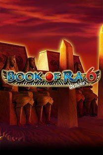 Book of Ra 6 Deluxe kostenlos spielen Slot