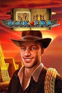 Book of Ra Deluxe kostenlos spielen Slot