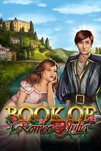 Book of Romeo und Julia kostenlos spielen Slot