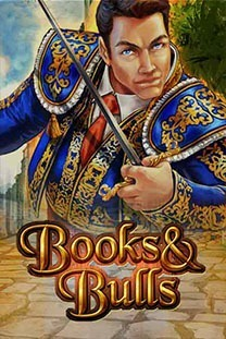 Books and Bulls kostenlos spielen Slot