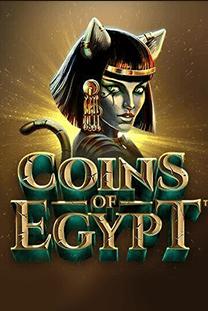 Coins of Egypt kostenlos spielen Slot