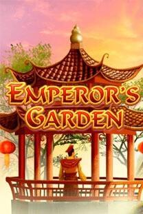 Emperor's Garden kostenlos spielen Slot