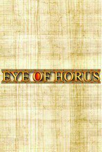Eye of Horus kostenlos spielen Slot