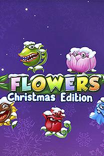 Flowers Christmas Edition kostenlos spielen Slot