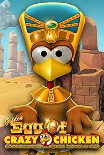 Golden Egg of Crazy Chicken kostenlos spielen Slot