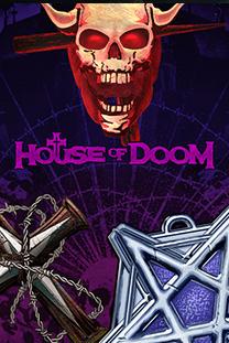 House of Doom kostenlos spielen Slot