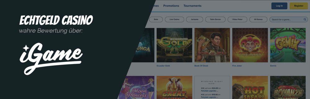iGame Casino Erfahrungen