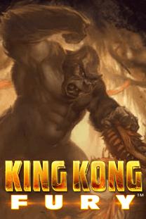 King Kong Fury kostenlos spielen Slot