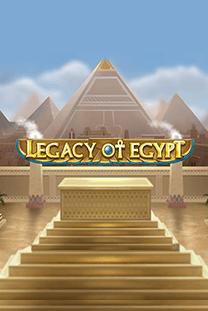 Legacy of Egypt kostenlos spielen Slot