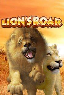 Lion's Roar kostenlos spielen Slot