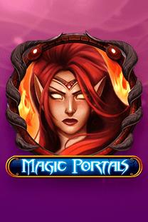 Magic Portals kostenlos spielen Slot